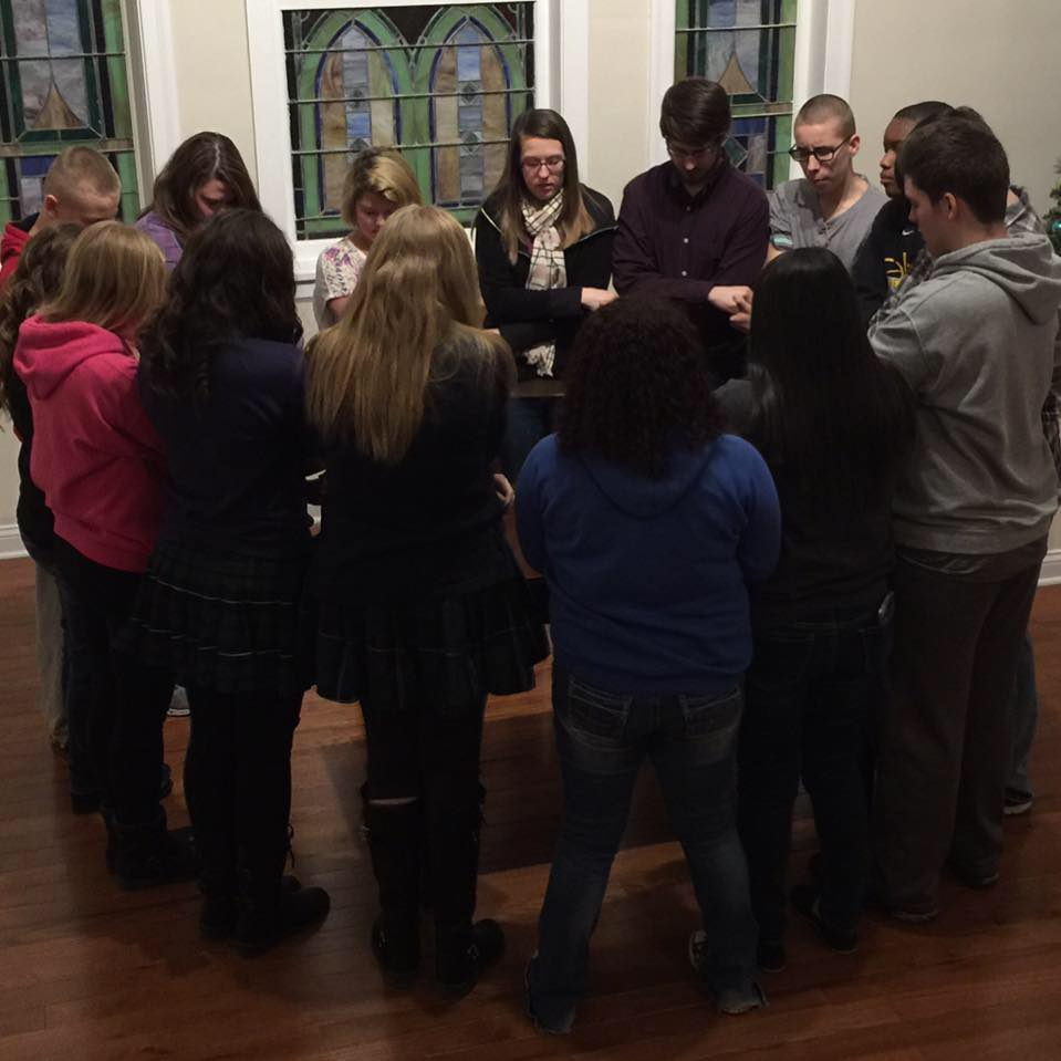 BRINGING CHRIST TO OUR YOUTH